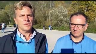 Canistro - Acqua Santa Croce - Parlano i sindacalisti