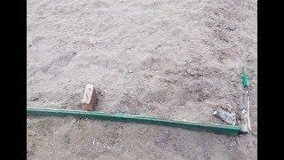 Юных нижнекамцев, разрушивших песочницу за 25 тыс рублей, сняла камера видеонаблюдения
