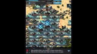 Mobile Strike!! Capitulo 6(un odio total)