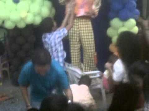 la piñata en Arleking Party