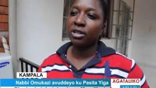 Nabbi Omukazi avuddeyo ku Pasita Yiga thumbnail