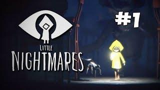 ДЕТСКИЕ УЖАСЫ ► Little Nightmares ► Прохождение на русском языке #1