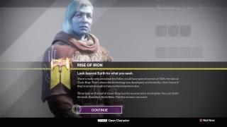 Destiny rise of iron pt2