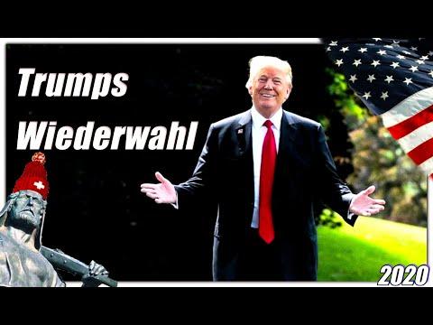 Weshalb Präsident Trump wiedergewählt wird | US-Wahlen Biden & Harris