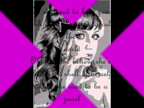 Katy Perry Pearl w lyrics