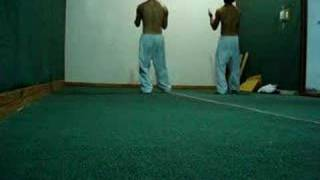 Sanchin kata - karate tradicional - shohei ryu (uechi)