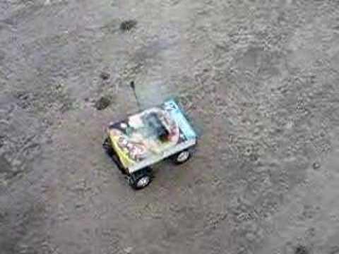 how to make a remote detonator for a homemade bomb