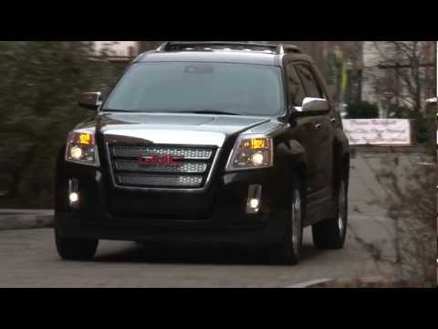 2012 GMC Terrain - Drive Time Review with Steve Hammes | TestDriveNow