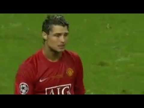 Man Utd vs Chelsea - UEFA CL 2008 Final