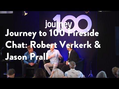Journey to 100 Fireside Chat: Robert Verkerk & Jason Prall [James Maskell, Funcitonal Forum]