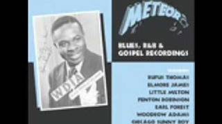 The Del-Rios/Alone On A Rainy Night/Meteor 5038/1956