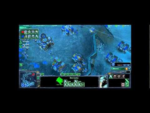 Killcount(T) VS Kalavic(T) Starcraft 2