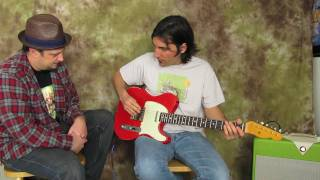 Fender Telecaster Style Custom Relic Guitar made by Bill Nash