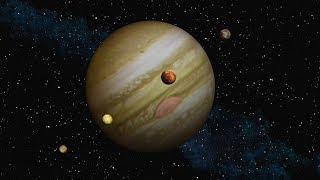 इस महीने छत से देखें बृहस्पति ग्रह के चंद्रमा This month, you can see Jupiter and its largest moons