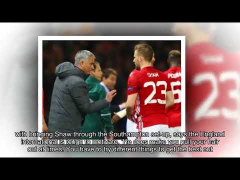Jose Mourinho is treating Luke Shaw the RIGHT way, says former Southampton youth coach