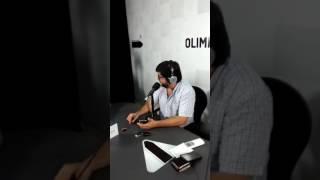 Primera entrevista a Rafael Acosta Cuarto Refuerzo del Olimpia