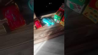 Игрушки магнитная рыбалка машинка паровозик машинка опять кубики