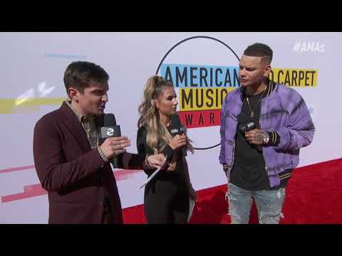Kane Brown Red Carpet Interview - AMAs 2018