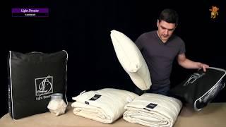 Одеяла и подушки Lucky Dreams из серии Sandman - обзор