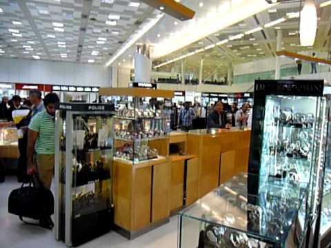 Duty Free Shop, Qatar Airport 2011