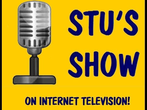 """Stu's Show """"Shakedown"""" TV Broadcast - Guest: Media Critic Steve Beverly / Game Shows"""