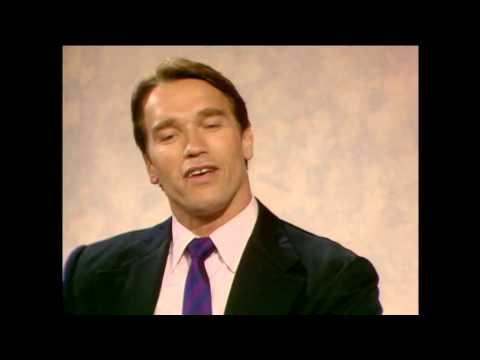 Arnold Schwarzenegger January 1986