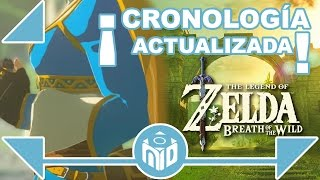 ACTUALIZADO - Cronología Zelda: Breath of the Wild | NDeluxe