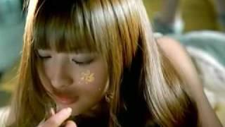 鈴木えみ ☆ マシェリ CM1(2005)