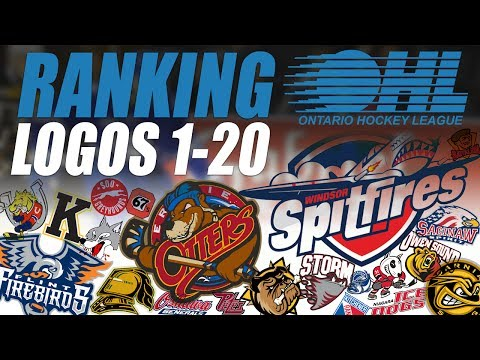 OHL Logos Ranked 1-20