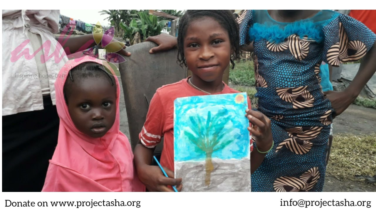 Empowering Communities with Poetry, Art and Dance in Lagos State