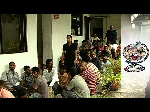 Behind the Shocking Conditions of Malaysia's Immigrant Detention Centres