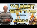 THE BEST CR-10S Settings for Simplify 3D! + FFF DOWNLOAD