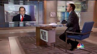 Full Nadler: President Trump's 'lying...coming to an end' | Meet The Press | NBC News