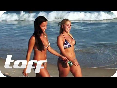 Der Strand-Check in Brasilien | taff