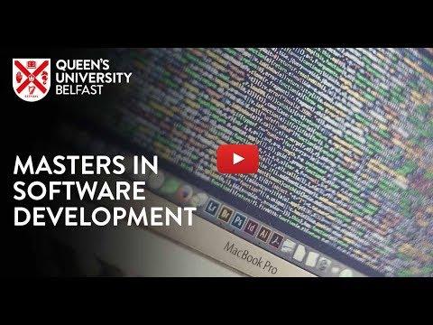MSc Software Development at Queen's University, Belfast