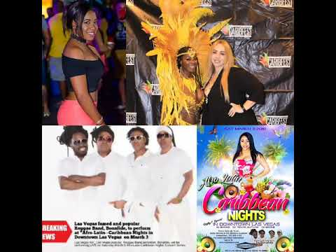Afro-Latin-Caribbean Nights In Downtown Las Vegas