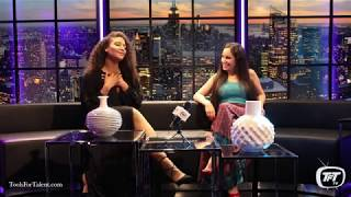 TFT TV - Cheryl Martinez Interviews Celebrity Choreographer Shirlene Quigley