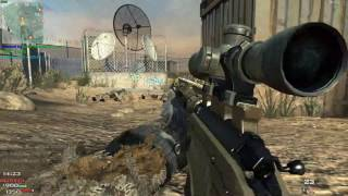 Call of Duty: Modern Warfare 3 [QuickScope FFA] free for all Gameplay PC Steam
