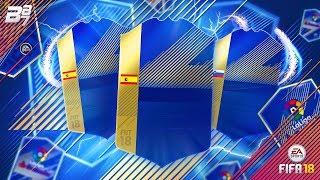 LA LIGA TEAM OF THE SEASON PACK OPENING! 3X PACKED!! | FIFA 18 ULTIMATE TEAM