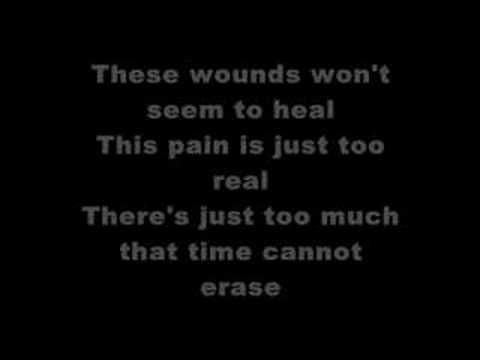My Immortal-Evanescence(lyrics)