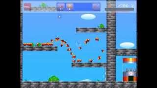 Free 2D platform/puzzle game [Juice and Fruits] Link in description!