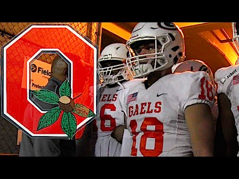 QB Tate Martell : Bishop Gorman (NV) Senior Year Spotlight 2016