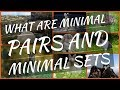 What Are Minimal Pairs and Sets | Phonology | Lecture 21 | CH#4 | The Sound Patterns of Language