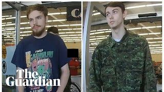 Canadian police find two bodies believed to be fugitive murder suspects