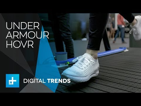 cheaper 24299 d75c5 Under Armour Unveils its Innovative New Hovr Line of Running Shoes
