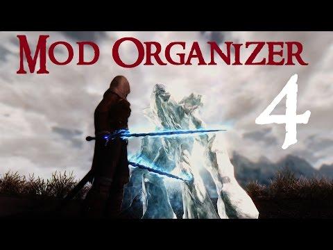 Mod Organizer #4 - Installing Scripted FOMODs, SKSE And SkyUI