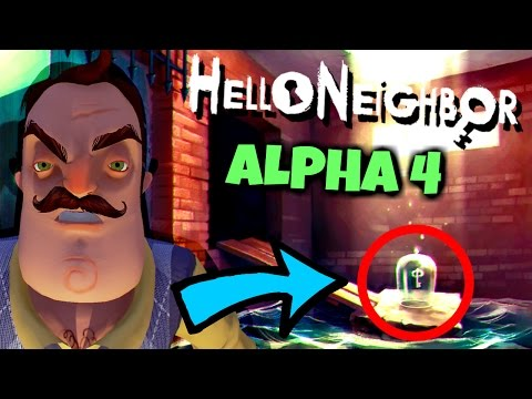 FINDING SECRETS, TOP OF WINDMILL? | Hello Neighbor Alpha 4 Livestream