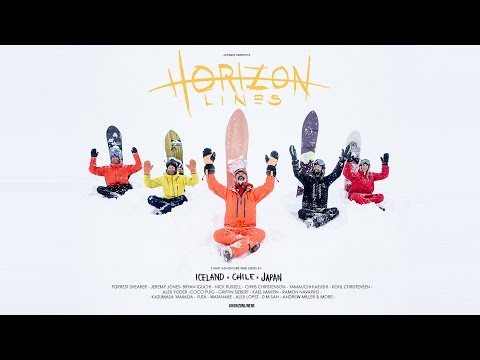 Snowboarding Japan's Deepest Powder | Horizon Lines