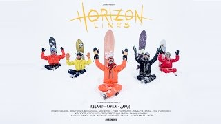 Snowboarding Japan's Deepest Powder | Horizon Lines