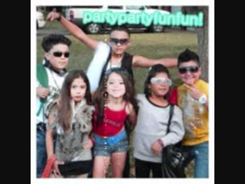 "PARTY PARTY FUN FUN!!! - (REBECCA BLACK - ""FRIDAY"" REMIX SOUND MACHINE)"